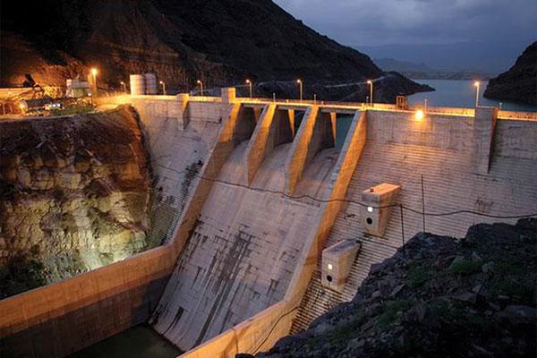 jahgin RCC Dam